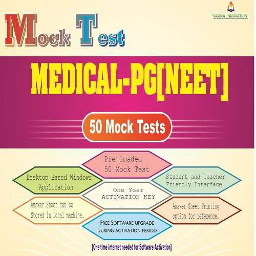 MEDICAL-PG[NEET] Mock Test