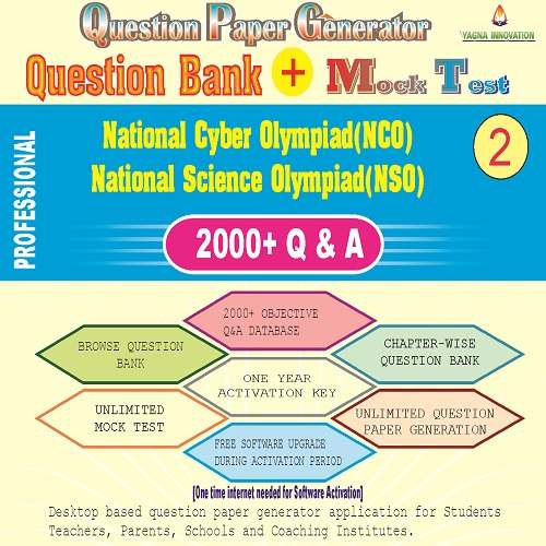 NCO/NSO (Class-2) Question Bank + Mock Test + Question Paper Generator