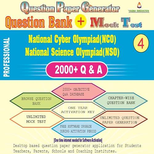 NCO/NSO (Class-4) Question Bank + Mock Test + Question Paper Generator