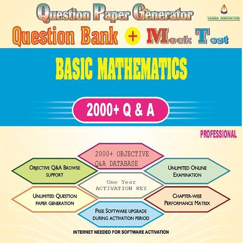 Basic Mathematics Question Bank