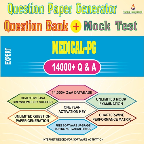 MEDICAL PG QUESTION BANK