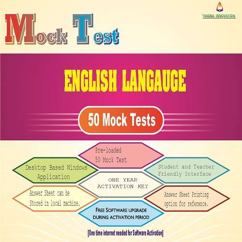 English Langauge Mock Test