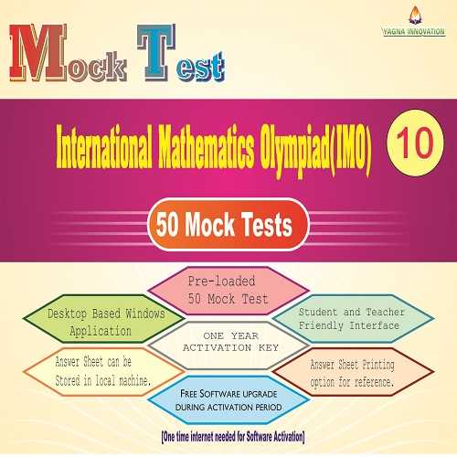 IMO Mock Test (Class-10)