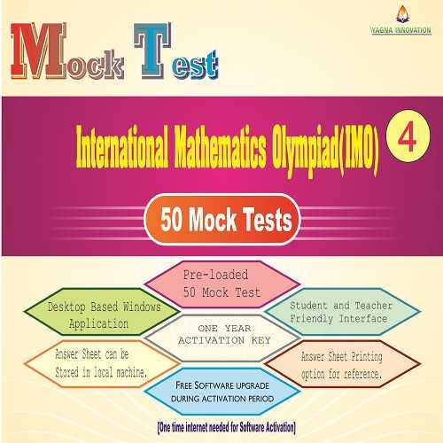 IMO Mock Test Class 4