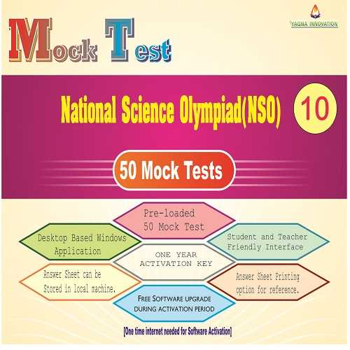 NSO Mock Test (Class-10)