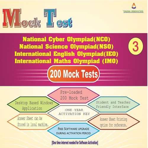 NCO/NSO/IEO/IMO Mock Test (Class-3)