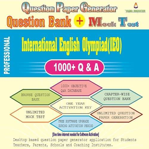 IEO QUESTION BANK